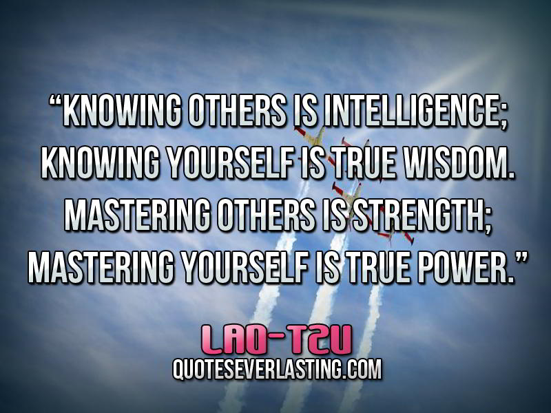 Quotes About Knowing Others (78 Quotes