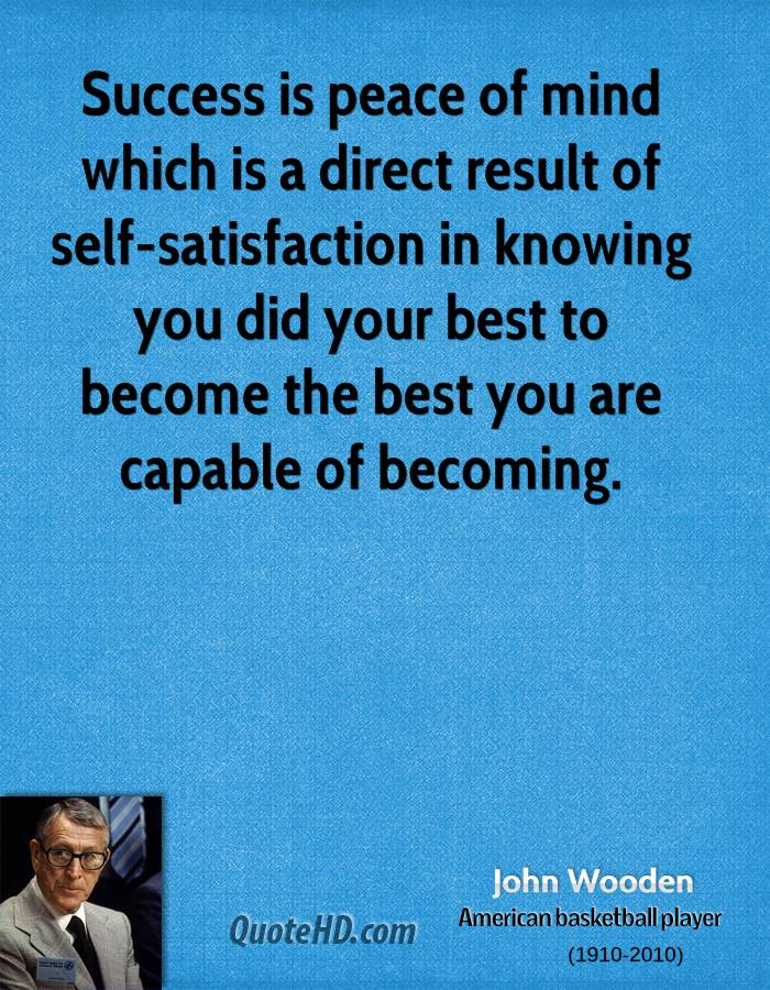 Quotes About Peace Of Self 95 Quotes