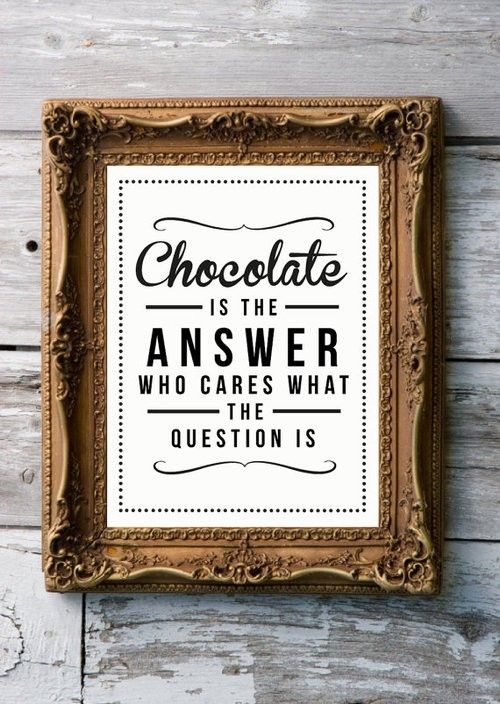 quotes about chocolate craving quotes