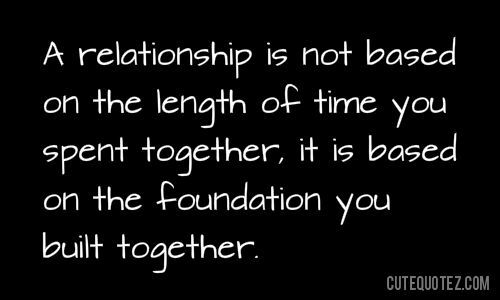 Quotes About Relationship Building 56 Quotes