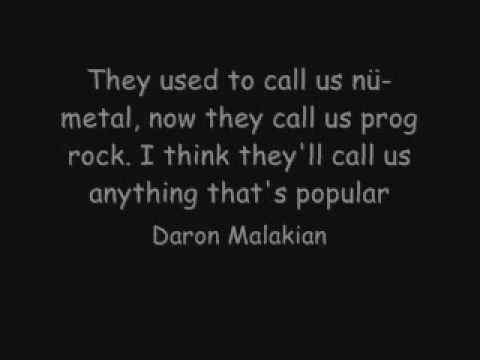 Quotes About System Of A Down 72 Quotes