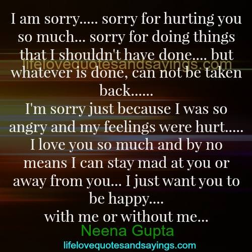 Quotes about So Hurt (217 quotes)