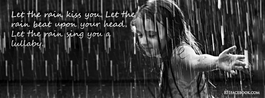 Quotes About Happy Rain 21 Quotes