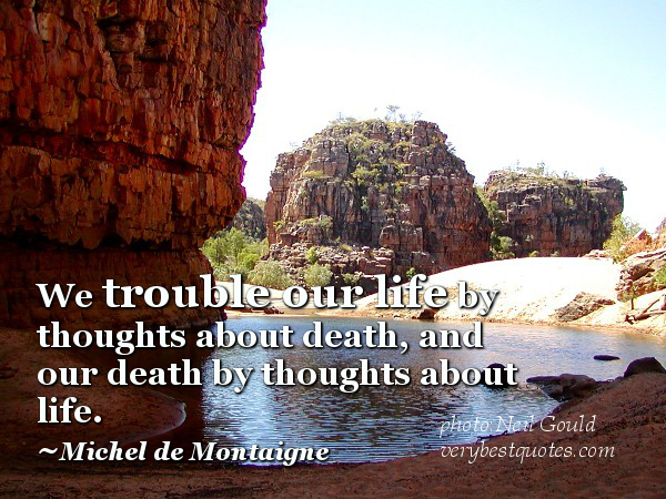 Quotes About Death And Life
