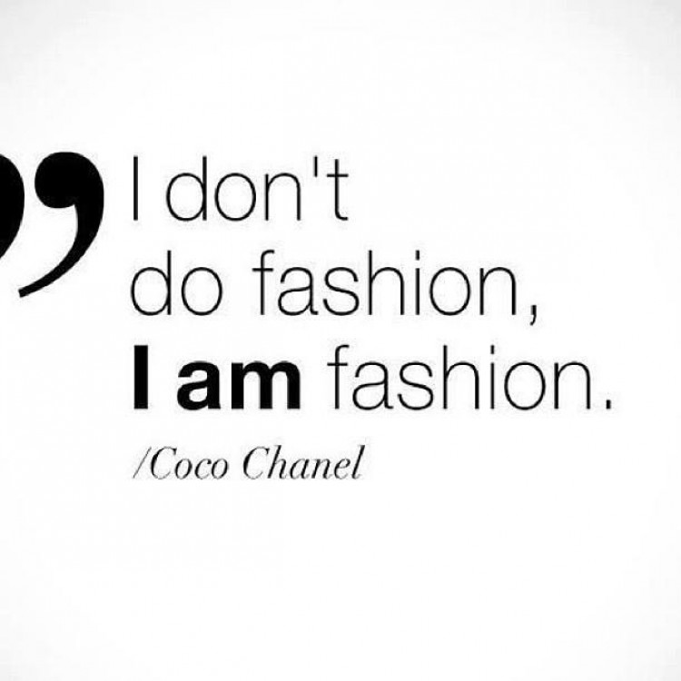 Quotes About Fashion Trends 74 Quotes