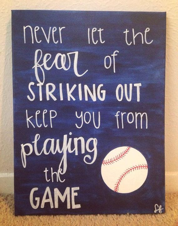 Quotes About Strikeouts 40 Quotes
