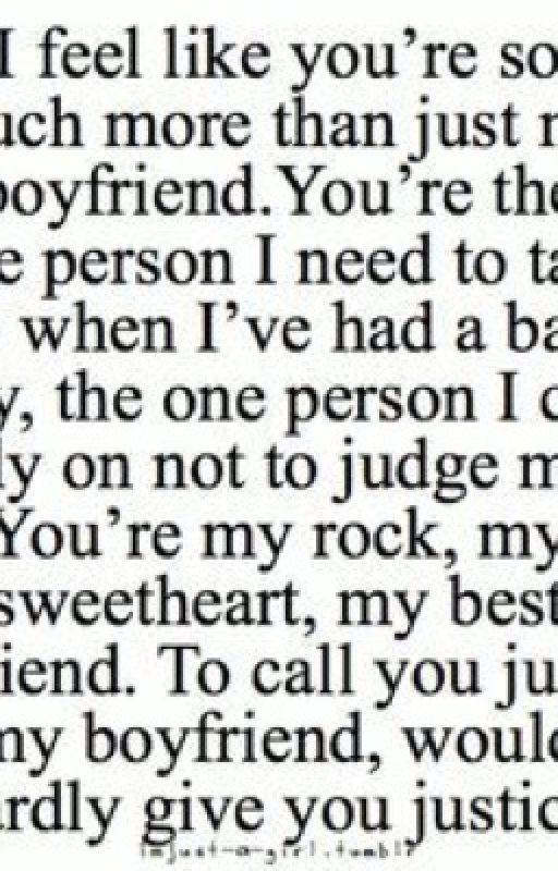 Boyfriend quotes for 30 Best
