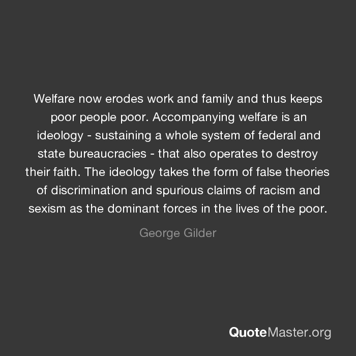 the ruling ideology in welfare Film, politics, and ideology: attacked welfare to those ideas that legitimate the class rule of the capitalist ruling class, and ideology is thus.