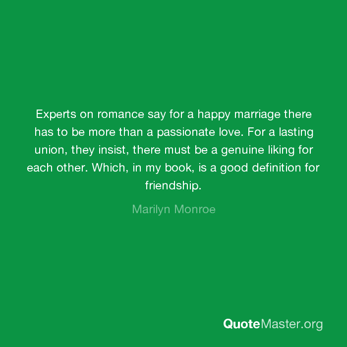 definition of a happy marriage