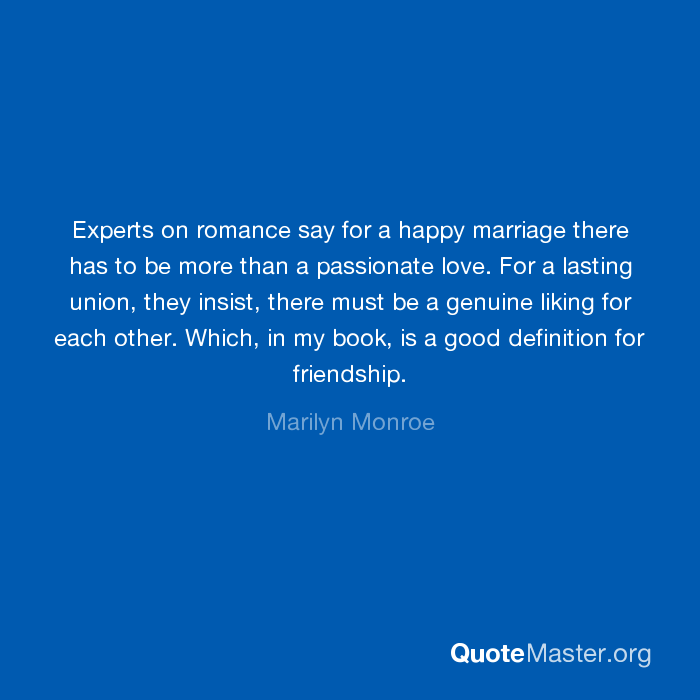 what is a happy marriage definition