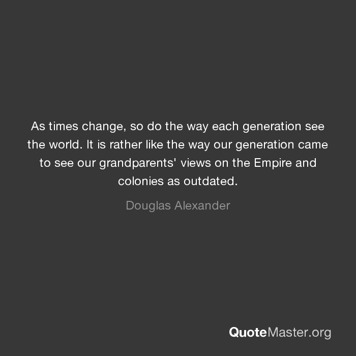 is our generation wiser than our grandparents In 1900, only 3% of americans practiced professions that were deemed cognitively demanding today, 35% of us do, and we have all learned to be flexible in the way that we think about problems.
