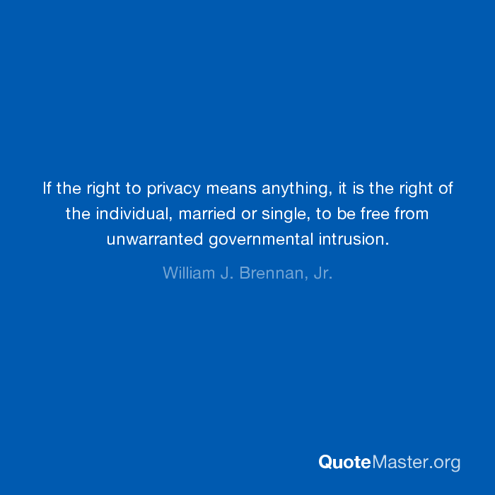 the right to privacy by robert 1051 the right to privacy vide any guidance for reasoning about future claims laid under that right'° the same critique applies to explicit privacy protec.