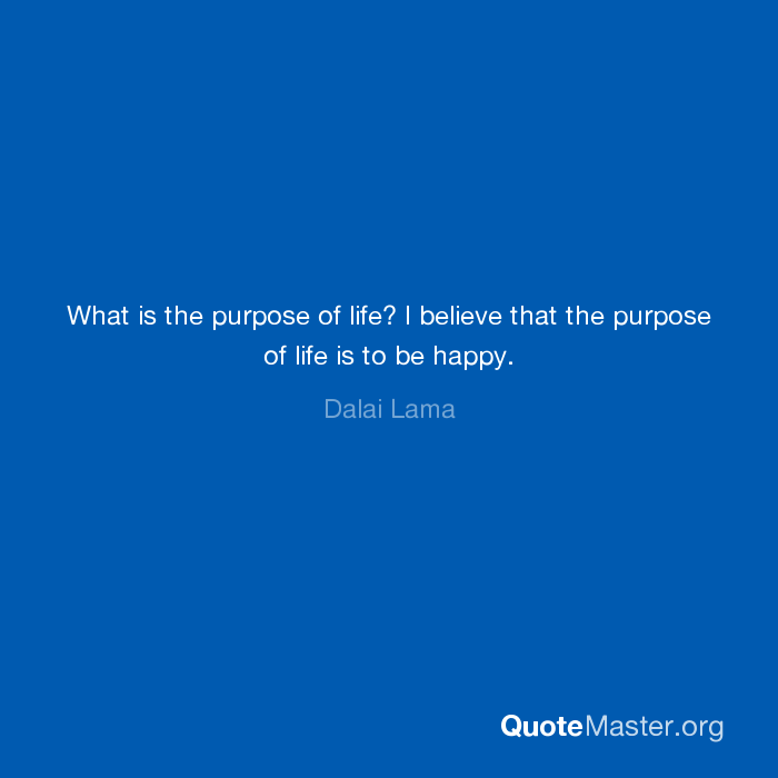 the popular beliefs about the purpose of life Understanding your personal values helps you live an authentic, happy life learn how to identify them, and use them in decision-making.
