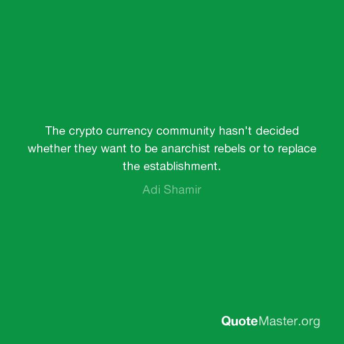 adi shamir bitcoin bitcoin volum de tranzacționare falsă