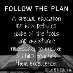 Quotes about Special Education (83 quotes)