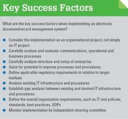 Quotes about Critical success factors (21 quotes)