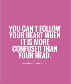 Quotes about Confusion relationship (34 quotes)