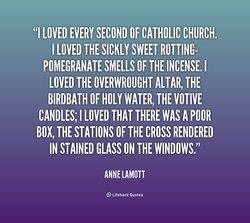 Quotes about Church friends (47 quotes)
