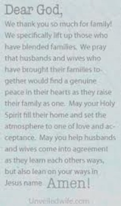 Quotes about Blended Families 37 quotes