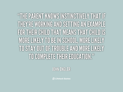 Quotes About Parents Setting Examples 21 Quotes