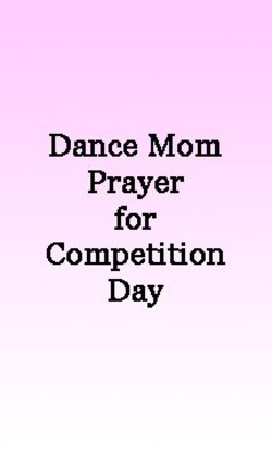 Quotes about Competition in dance (46 quotes)