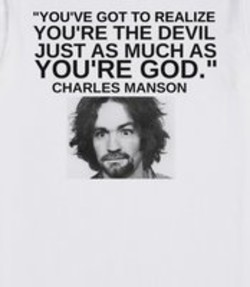 Quotes about Charlie Manson (28 quotes)