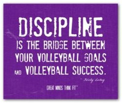 Quotes about Volleyball practice (26 quotes)