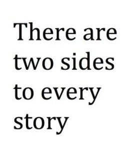 Quotes About Two Sides 218 Quotes