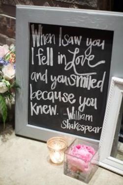 Quotes about wedding decor 27 quotes httpspinterestexplorewedding quotes junglespirit Choice Image