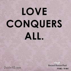 Conquer all can quote love 1 Peter
