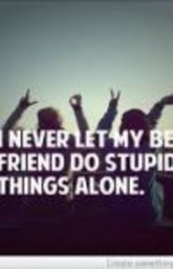 Quotes about Having pretty friends (30 quotes)