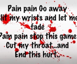 Quotes about Slit (55 quotes)