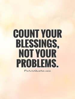 COUNT YOUR 