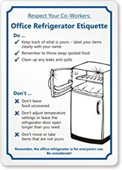 Quotes about Cleaning the refrigerator (16 quotes)
