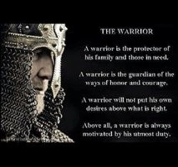 Warrior Ethos Book