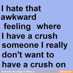 i have a crush on someone