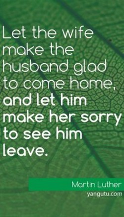 quotes about wife leaving husband quotes