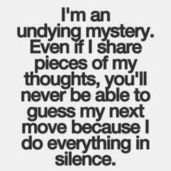 Quotes About Mysterious Man 45 Quotes