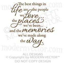 quotes about family vacation memories quotes