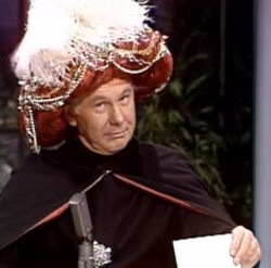 Quotes about Johnny Carson (51 quotes)