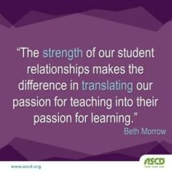 Quotes About Student Teacher Relationship 23 Quotes