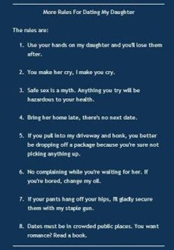 Mothers rules for dating her daughter — img 4