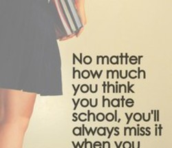 quotes about leaving school friends quotes