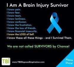 Stroke survivor quotes