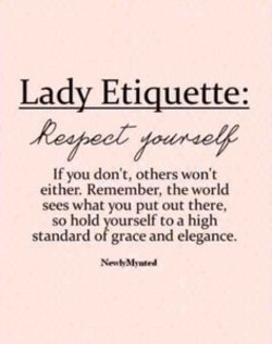 Quotes about Sophisticated lady (11 quotes)