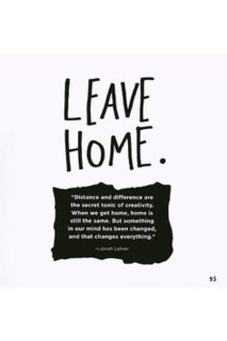 Quotes about Leaving home for college (14 quotes)
